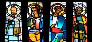Quatre saints Photos stock
