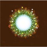 Quatre saisons : Ressort d'†du bouclier 2 «(placez de 4 boucliers saisonniers) Photographie stock