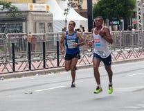 quatre-vingt-onzième saint Silvester Road Race Image libre de droits