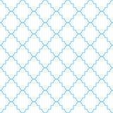 Quatrefoil klasyka sieci wzór ilustracji