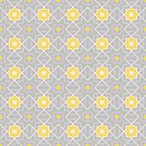 Quatrefoil Lattice Pattern Royalty Free Stock Image
