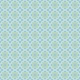 Quatrefoil Lattice Pattern Royalty Free Stock Images