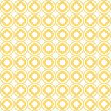 Quatrefoil Lattice Pattern royalty free illustration