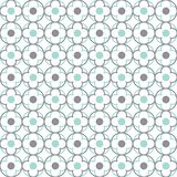 Quatrefoil Lattice Pattern Royalty Free Stock Photo