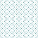 Quatrefoil Lattice Pattern Royalty Free Stock Photography