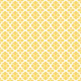 Quatrefoil Lattice Pattern vector illustration