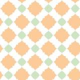 Quatrefoil-Muster Lizenzfreie Stockbilder