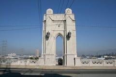 Quatrième pont en rue Image libre de droits