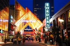 Quatrième rue vivante, Louisville image libre de droits