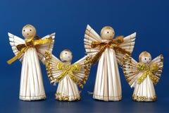 Quatro anjos foto de stock royalty free