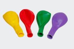 Ballons da cor Imagem de Stock
