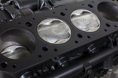 Quatro cilindros Imagem de Stock Royalty Free