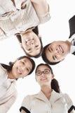 Quatro executivos imagens de stock royalty free