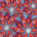 Quatro flores Imagens de Stock