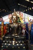 Quatro imagens de buddha Fotos de Stock