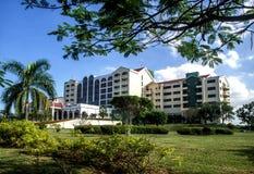 Quatro pontos pelo sheraton Havana, Cuba foto de stock royalty free