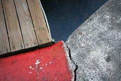 Quatro texturas Foto de Stock