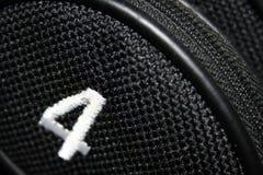 Quattro 4 anteriori (coperchio del ferro di golf) Fotografie Stock