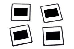 Quattro blocchi per grafici della foto Immagini Stock Libere da Diritti