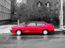 Quattro de Audi turbo Foto de archivo