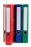 Quattro dispositivi di piegatura Fotografia Stock