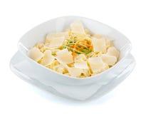 Quattro Fromaggi Pasta Stock Image
