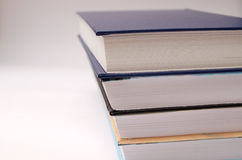 Quattro libri Immagine Stock