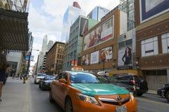 Quattro punti a Toronto Fotografie Stock Libere da Diritti