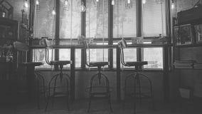 Quattro sedie Fotografia Stock Libera da Diritti