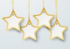 Quattro stelle dorate illustrazione di stock immagine for Quattro stelle arredamenti prezzi