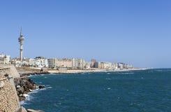 Quay Campo del Sur. Cadiz. Spain. Royalty Free Stock Photos