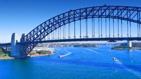 Quay circulaire Sydney Harbor Photo stock