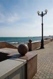 Quay del mare. Immagine Stock Libera da Diritti