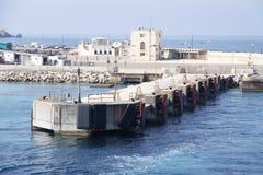 Quay do embarcadouro Fotografia de Stock Royalty Free