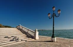 Quay en Venecia Imagenes de archivo