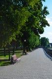 Quay Kharkov Imagen de archivo