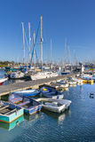 The Quay in Lymington royalty free stock photography
