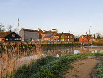 The Quay - Snape Maltings - Suffolk Royalty Free Stock Photos