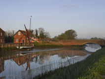 The Quay - Snape Maltings - Suffolk Royalty Free Stock Photography