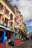 Quay Street, Galway Royalty Free Stock Photos
