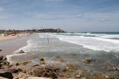 Quay Tel Aviv Imagen de archivo libre de regalías