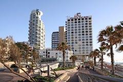 Quay Tel Aviv Royalty Free Stock Images
