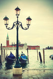 Quay in Venice Stock Photo