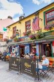 Quays bar w Irlandia zdjęcia stock