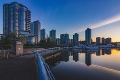 Free Quayside Marina At Sunrise Stock Photo - 117318430