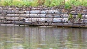 Quayside szalunek Nabrzeże rzeka zbiory