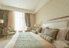 Quba - 24. März 2015: Rixos-Hotel am 24. März herein Stockbild