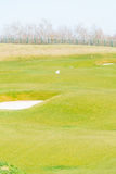 Quba - MARCH 26, 2015: Golf Course at Quba Rixos Royalty Free Stock Image