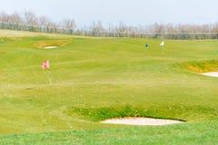 Quba - MARCH 26, 2015: Golf Course at Quba Rixos Royalty Free Stock Photography