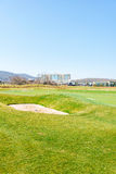 Quba - MARCH 26, 2015: Golf Course at Quba Rixos Royalty Free Stock Images